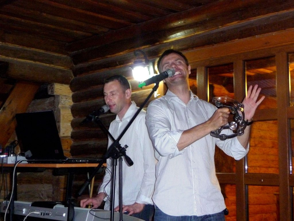 Muzikantai šventei jubiliejui Baliams Bremeno Naujiems Metams Kalėdoms